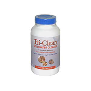 Tri-Clean Cold Water Dental Appliance Cleaner 12 oz